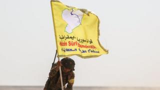 Демократические силы Сирии