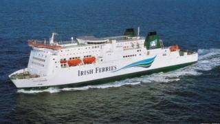 Isle of Inishmore ferry