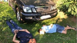 авто, викрадачі