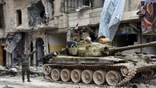 З півночі 29 грудня пропонують припинити бойові дії на всій території Сирії