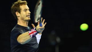 Ce vendredi Andy Murray joue d'entrée contre Juan Martin Del Potro.