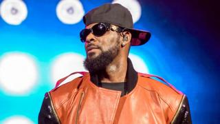 R Kelly in 2015