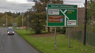 Ballat Crossroads
