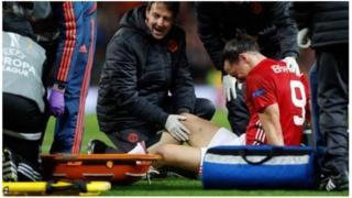 Ibrahimovic yageze muri Manchester United mu kwezi kwa 7 mu mwaka wa 2016 avuye mu ikipe ya Paris Saint-Germain