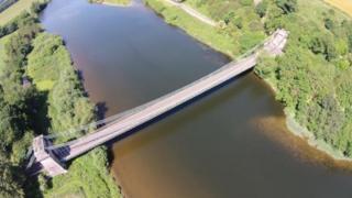 Union Chain Bridge