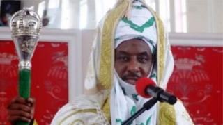Muhammadu Sanusi II ni Emir wa 57 wa Kano