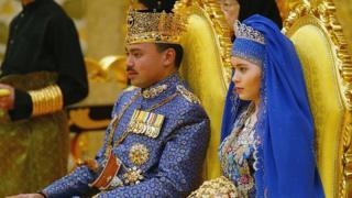 Королівське весілля кронпринца Брунея