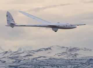 Perlan 2 glider