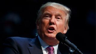 トランプ氏は選挙戦で、メキシコからの移民を「犯罪者」で「強姦犯」だと決めつけた