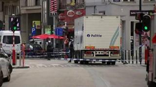 Belçika bomba alarmı