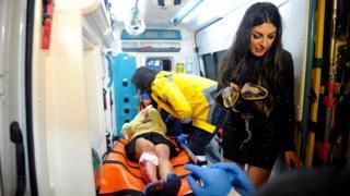حمله استانبول دهها زخمی بر جای گذاشته است