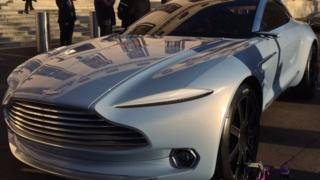 Car Aston Martin