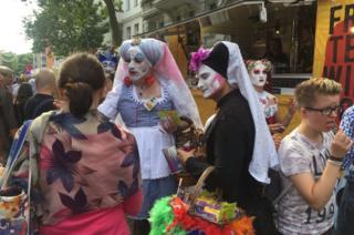 Nollendorfplatz gay street festival, 15 Jul 17