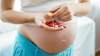 妊娠女性とサプリメント