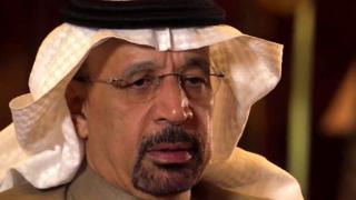 沙特能源部長法利赫
