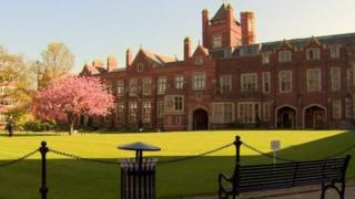 The conference on Thursday has been organised by Queen's University, Belfast