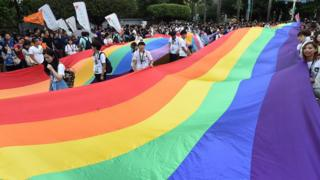 กลุ่มผู้มีความหลากหลายทางเพศ (LGBT)