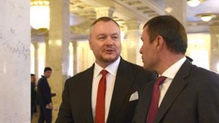Андрій Артеменко в парламенті