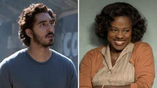 Dev Patel in Lion and Viola Davis in Fences