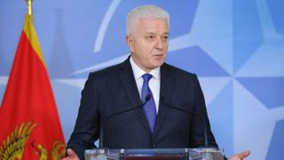 прем'єр-міністр Міло Джуканович