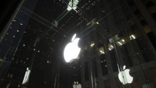 Kamfanin Apple yana gagayya da na Samsung