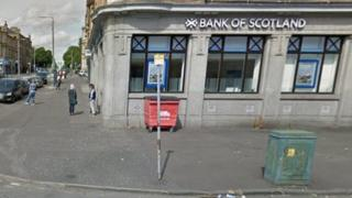 Bank of Scotland in Pollokshields