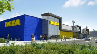 Ikea plan