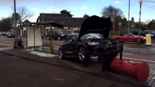 aberdeen car crash