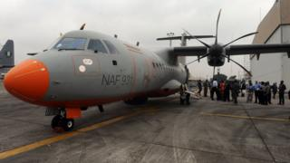 Nigeria Airforce Aircraft