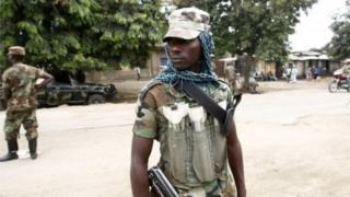 Congo Security