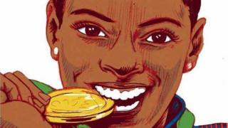2016 Olimpiyatlarında dünyayı kendine hayran bırakan Amerikalı jimnastikçi Simone Biles