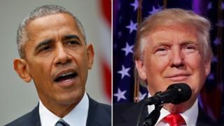 Shugaba Barrack Obama ya gayyaci Donald Trump