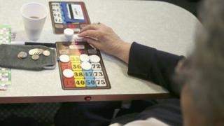 Bingo player - file pic