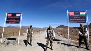 印度不斷加強邊界防衛。(資料圖片)