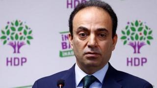 HDP sözcüsü Osman Baydemir
