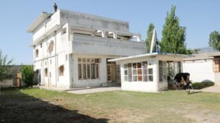 اسامہ کا ایبٹ آباد میں مکان