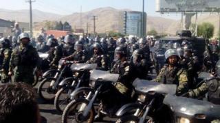 نیروهای ضد شورش