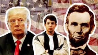 Trump Bueller Lincoln