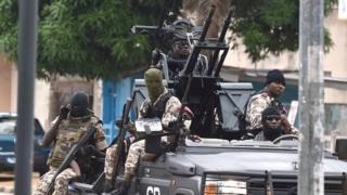 Des tirs nourris ont été entendus lundi matin à Abidjan, selon des habitants.