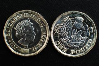 เหรียญ 1 ปอนด์แบบใหม่