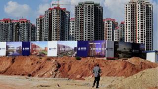 Незаселенные города Китая