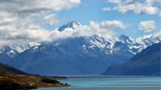 Đỉnh núi Cook
