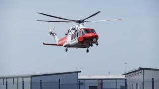 Portland helicopter