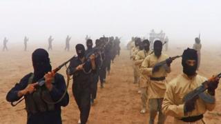伊斯蘭國鬥士