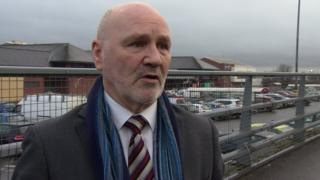 Alex Maskey said the list was 'another example of blatant discrimination' by the DUP