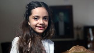 Bana Alabed, 7