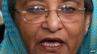 Sheikh Hasina Raisul wasaaraha Bangaladesh