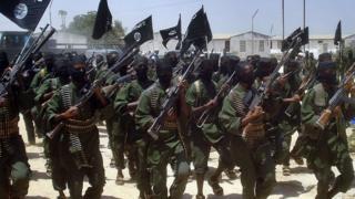 al-Shabaab rebels