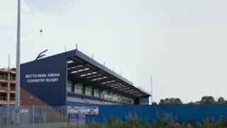 Coventry Rugby Butts Park