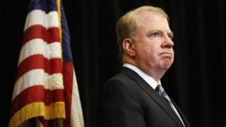 Seattle Mayor Ed Murray has resigned after a fifth man came forward accusing him of sexual abuse